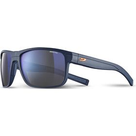 Julbo Renegade Octopus 2-4 Zonnebril Heren, bark blue/blue gray